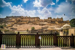 Amer Fort – UNESCO World Heritage site of Jaipur