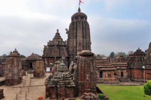 Lingaraja Temple – One of the Oldest temples of Bhubneshwar