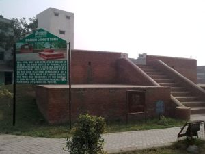 Ibrahim Lodhi Tomb – Monument Witness to End of Lodhi Dynasty